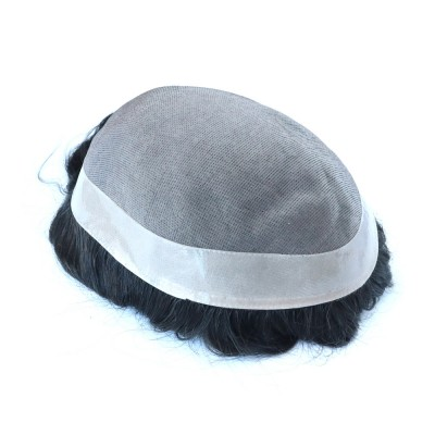 Very Strong Fine Mono Toupee There Are 8 Sizes