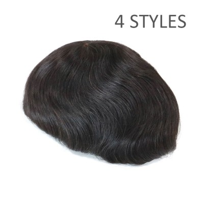 Virgin Hair Style Includes 4 Different Styles